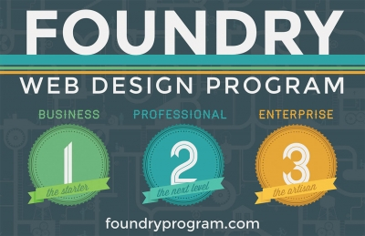 Announcing the Foundry Web Program