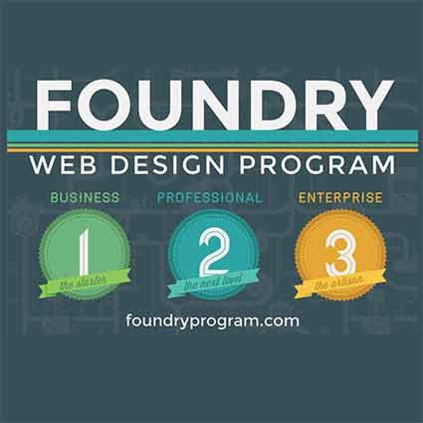 Foundry Web Program